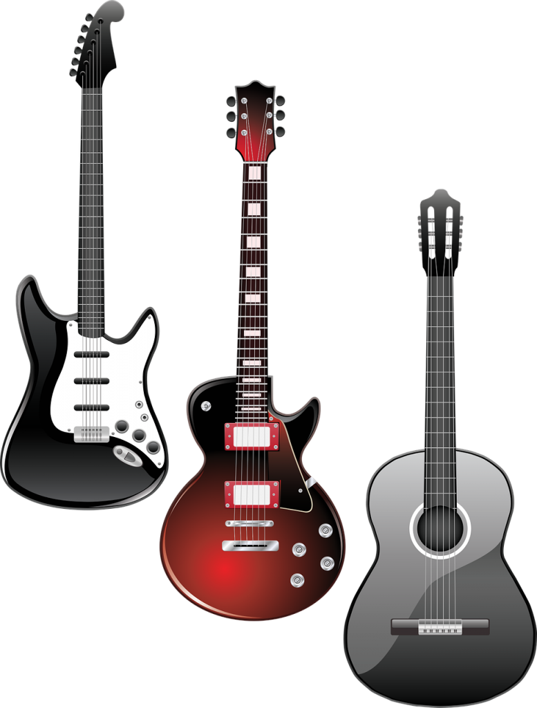 BLOG – Choosing The Right Guitar